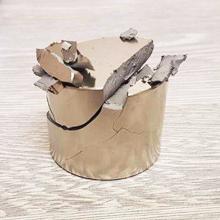 Неодимовый магнит со сколом