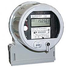 Остановка электросчетчика Альфа магнитом