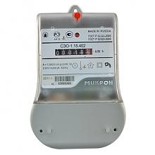Остановка электросчетчика Микрон СЭО 1,15 магнитом