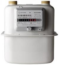 Остановка газового счетчика Gallus 2000 магнитом