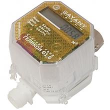 Остановка газового счетчика Геликон магнитом