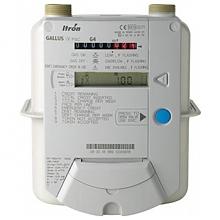 Остановка газового счетчика Итрон магнитом