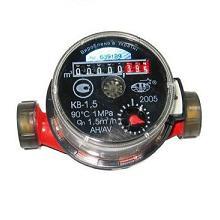 Остановка счетчика воды КВ-1,5 магнитом