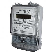 Остановка электросчетчика Лейне Электро магнитом