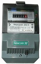 Остановка электросчетчика Меркурий 202 магнитом