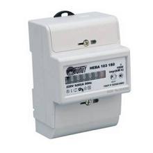 Остановка электросчетчика Нева 103 магнитом