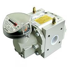 Остановка газового счетчика RVG G40 магнитом