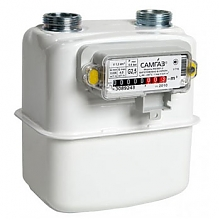 Остановка газового счетчика Самгаз G2,5 магнитом