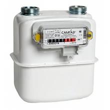 Остановка газового счетчика Самгаз G4 магнитом