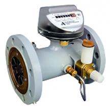 Остановка газового счетчика Гранд 6 TK магнитом