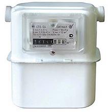 Остановка газового счетчика СГБ G4 (Сигнал) магнитом
