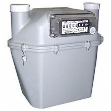 Остановка газового счетчика СГД 3T G4 магнитом