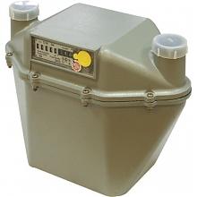 Остановка газового счетчика СГМН-1 G6 магнитом