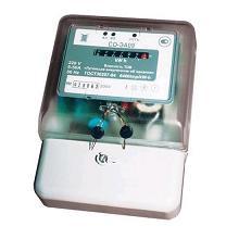 Остановка электросчетчика СО-ЭА09 магнитом