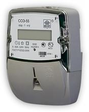 Остановка электросчетчика СОЭ-55 магнитом