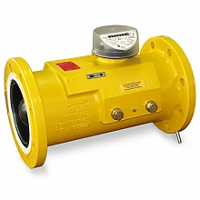 Остановка газового счетчика TRZ магнитом