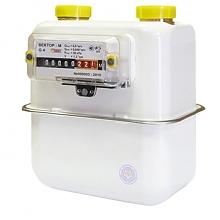 Остановка газового счетчика Вектор G4 магнитом