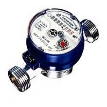 Остановка счетчика воды ВСХ-15 магнитом